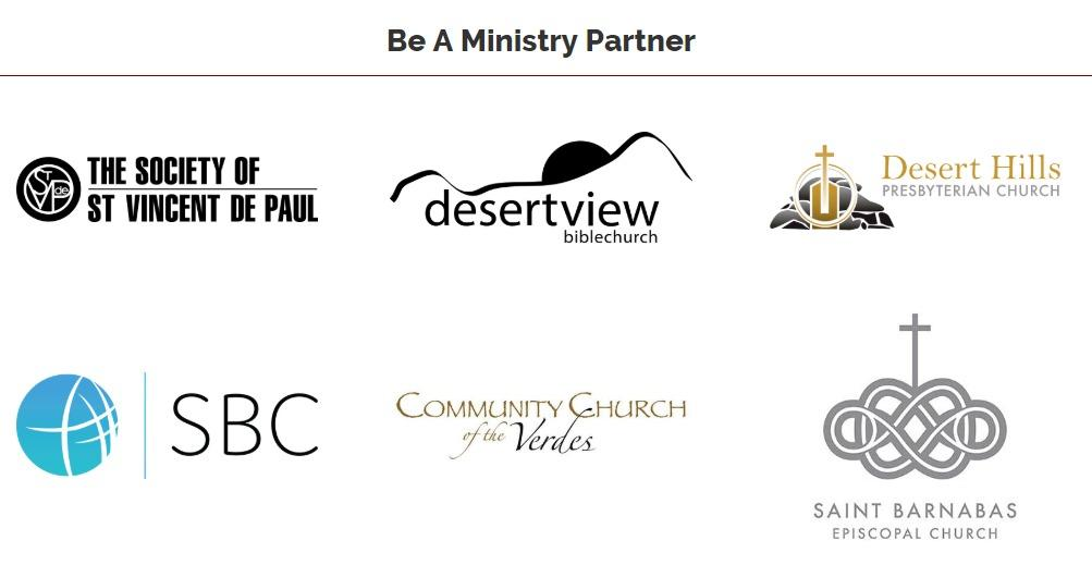 Ministry Partners logos