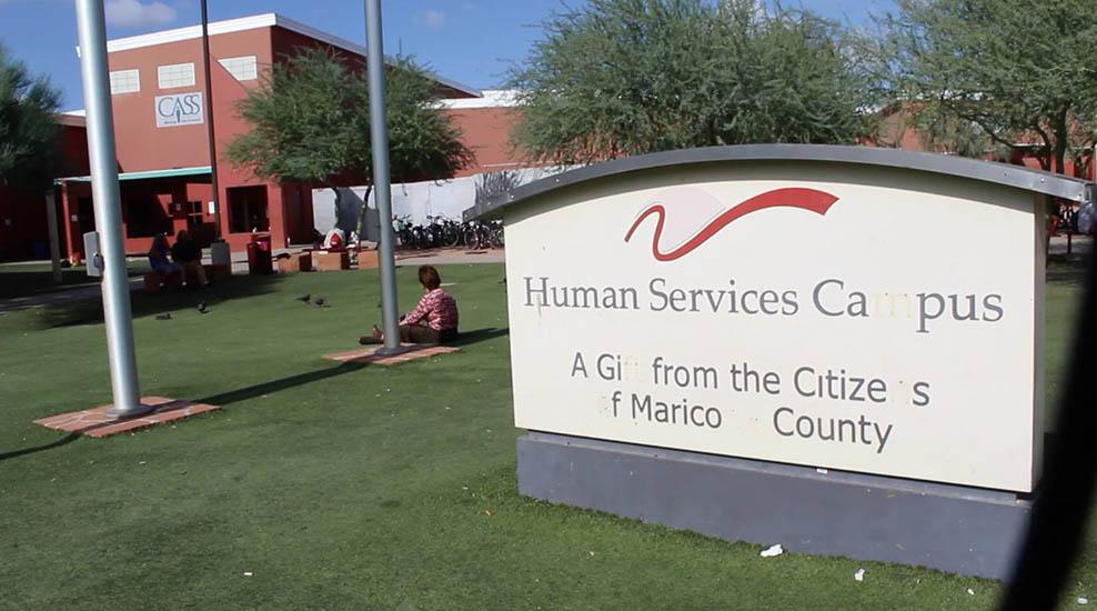 We serve at Human Services