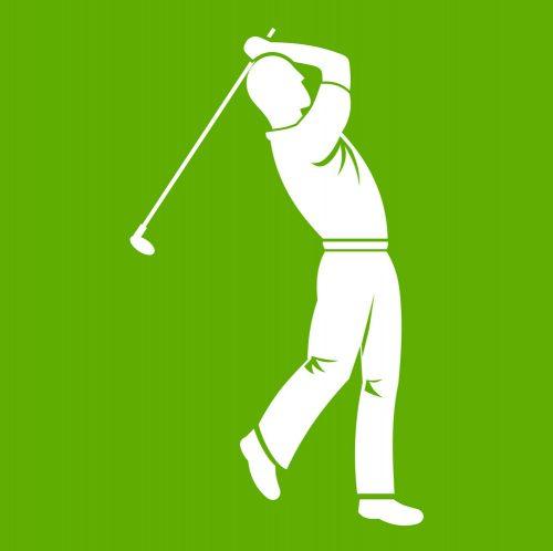 Individual Golf Player